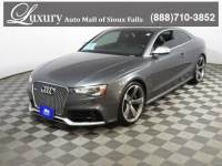Pre-Owned 2014 Audi RS 5 4.2 Coupe for Sale in Sioux Falls near Brookings