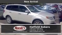 2012 Subaru Forester 2.5X Limited 4dr Auto