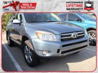 2007 Toyota RAV4 2WD 4dr 4-cyl Limited