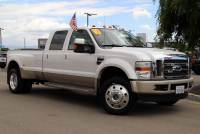 Used 2010 Ford F-450 Lariat Truck Crew Cab For Sale in Dublin CA
