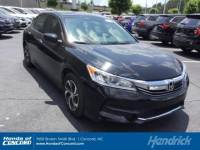 2017 Honda Accord LX Sedan in Concord