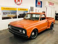 1972 CHEVROLET C10 STEP SIDE-SEE VIDEO