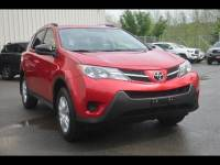 2014 Toyota RAV4 4WD LE SUV All-wheel Drive