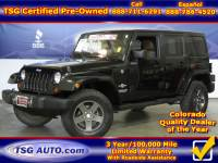 2011 Jeep Wrangler Unlimited 4WD 4Dr Oscar Mike Edition