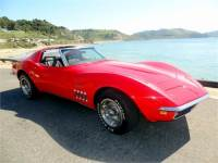 1969 Corvette 4 speed