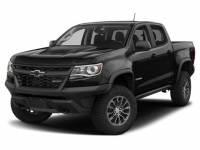 2019 Chevrolet Colorado 4WD ZR2 4WD Crew Cab 128.3 ZR2