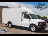 2014 Chevrolet Express Commercial Cutaway 3500 Box Truck