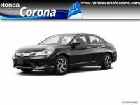 2016 Honda Accord LX in Corona, CA