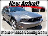 2012 Ford Mustang GT Coupe Gas V8 302