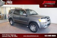 2006 Toyota Sequoia 4dr Limited 4WD