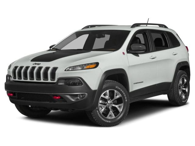 Photo 2015 Jeep Cherokee Trailhawk SUV  Mansfield, OH