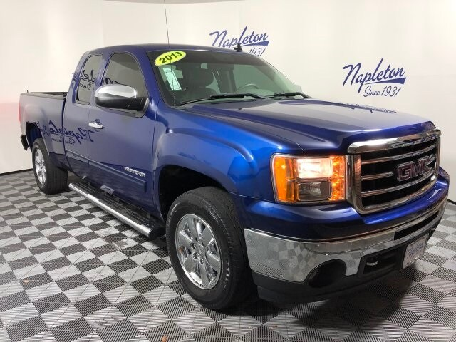 Photo Used 2013 GMC Sierra 1500 SLE in West Palm Beach, FL