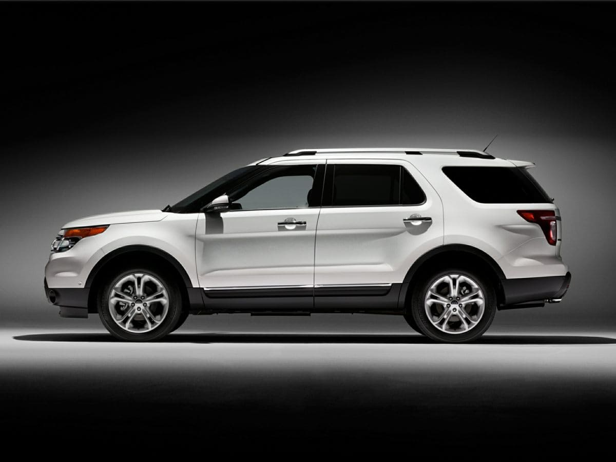 Photo Used 2012 Ford Explorer Limited For Sale  Wilmington NC