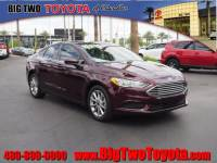 Used 2017 Ford Fusion SE SE Sedan in Chandler, Serving the Phoenix Metro Area