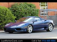 2002 Ferrari 360 Spider F1
