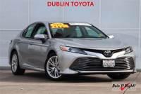 Used 2018 Toyota Camry XLE Sedan in Dublin, CA