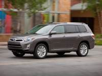 2012 Toyota Highlander Hybrid Limited 4WD Limited Variable