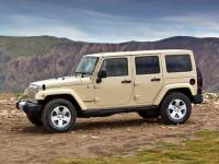 2011 Jeep Wrangler Unlimited Unlimited Sport SUV