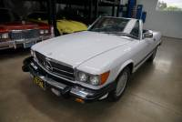 1986 Mercedes-Benz 560SL ROADSTER 560 SL