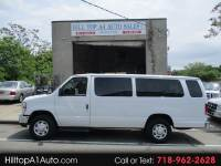 2012 Ford Econoline Wagon E-350 Club Wagon XLT 15 Passenger Van 61K