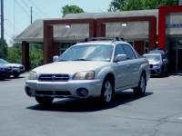 Pre-Owned 2003 Subaru Baja Base