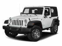 Pre-Owned 2017 Jeep Wrangler Rubicon 4WD