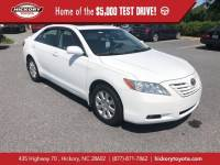 Used 2008 Toyota Camry 4dr Sdn I4 Auto XLE