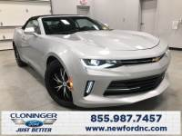 Used 2016 Chevrolet Camaro For Sale Hickory, NC | Gastonia | 19T334A1