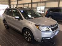 Used 2017 Subaru Forester PREMIUM 2.5I PREMIUM AWD BOUGHT + SERVICED AT ANCH UTILITY