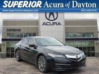 2016 Acura TLX TLX 3.5 V-6 9-AT P-AWS Sedan
