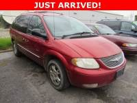 Used 2002 Chrysler Town & Country Limited Limited FWD for Sale in Waterloo IA