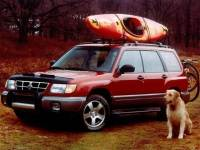 1998 Subaru Forester S 5-Speed Manual