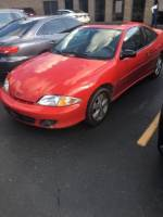 Used 2001 Chevrolet Cavalier Z24 Coupe