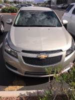 Pre-Owned 2014 Chevrolet Cruze Sedan Front-wheel Drive in Avondale, AZ