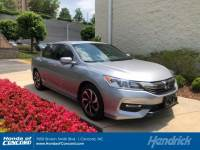 2017 Honda Accord EX-L Sedan in Concord