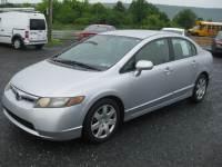 2008 Honda Civic Sdn 4dr Auto LX