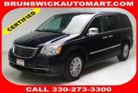 Certified Used 2016 Chrysler Town & Country Touring-L in Brunswick, OH, near Cleveland