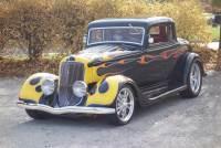 1934 Plymouth Hot Rod / Street Rod -PRICE DROP - STEEL BODY-SLICK STREET HOT ROD-VINTAGE AIR- SEE VIDEO