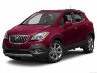Certified 2016 Buick Encore Convenience SUV