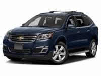 Pre-Owned 2017 Chevrolet Traverse LT Sport Utility