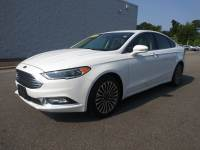 Pre-Owned 2018 Ford Fusion Sedan