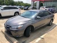 2017 Toyota Camry SE Sedan Front-wheel Drive 4-door