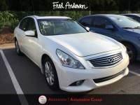 Pre-Owned 2010 INFINITI G37x X Sedan For Sale in Raleigh NC