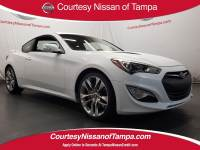 Pre-Owned 2016 Hyundai Genesis Coupe 3.8 Ultimate w/Black Seats Coupe in Jacksonville FL