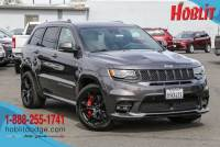 2017 Jeep Grand Cherokee SRT 4x4 w/ Signature Leather & Performance Brake Packa