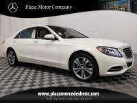 Pre-Owned 2016 Mercedes-Benz S-Class S 550 Sedan in Creve Coeur MO