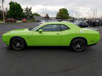 Certified Pre-Owned 2015 Dodge Challenger R/T Scat Pack RWD Coupe