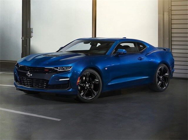 Photo Certified Pre-Owned 2019 Chevrolet Camaro SS in Jackson, TN