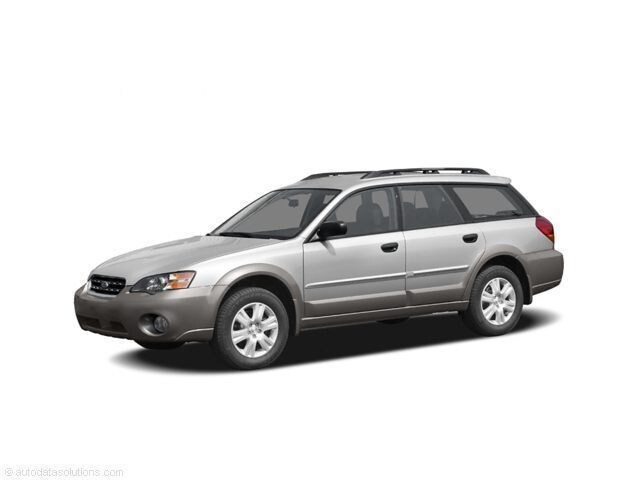 Photo Used 2007 Subaru Legacy Wagon Outback XT Ltd H4 Turbo MT Outback XT Ltd for Sale in Grand Junction, near Fruita  Delta