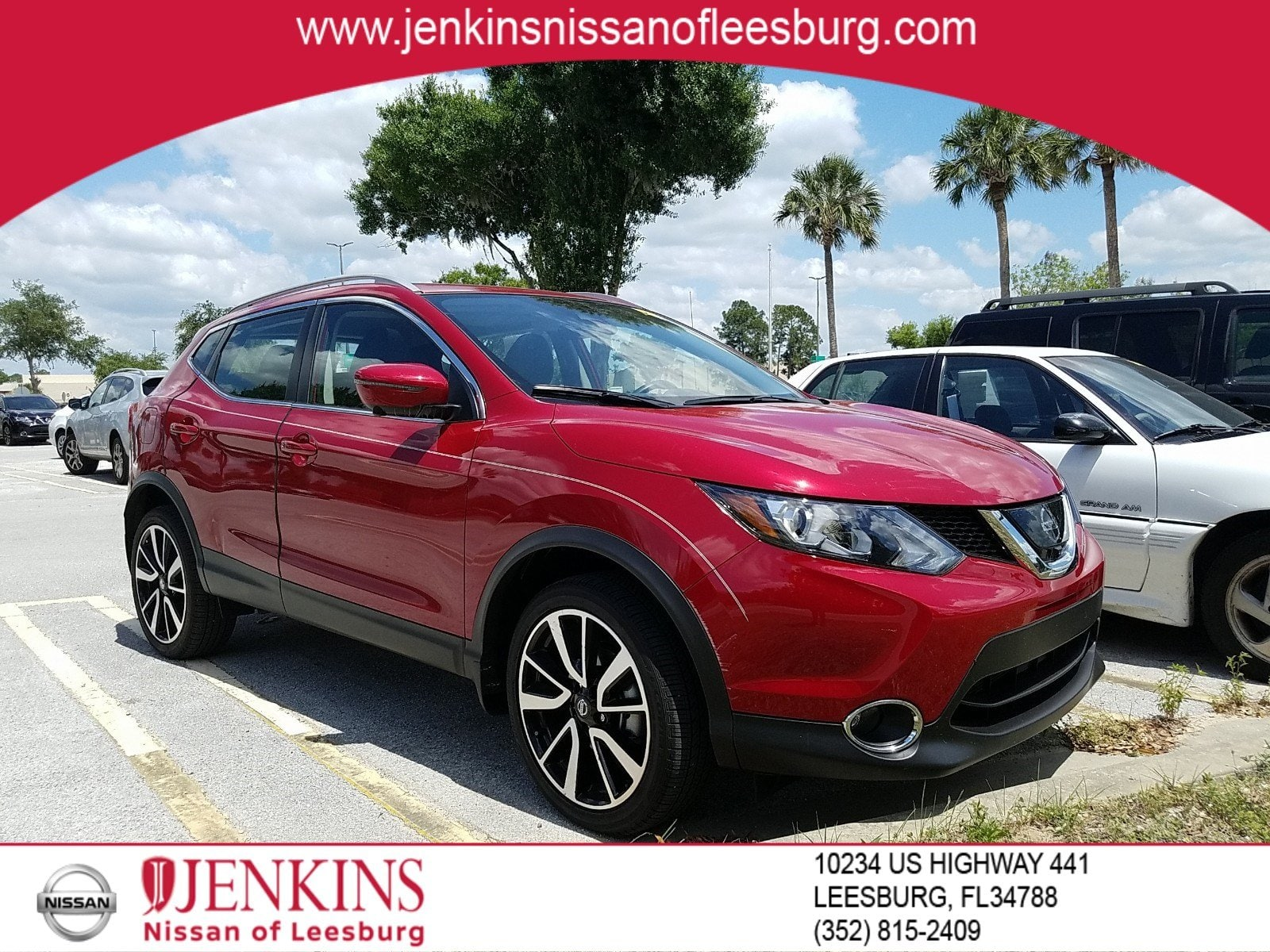 Photo Certified Pre-Owned 2018 Nissan Rogue Sport SL SUV For Sale Leesburg, FL